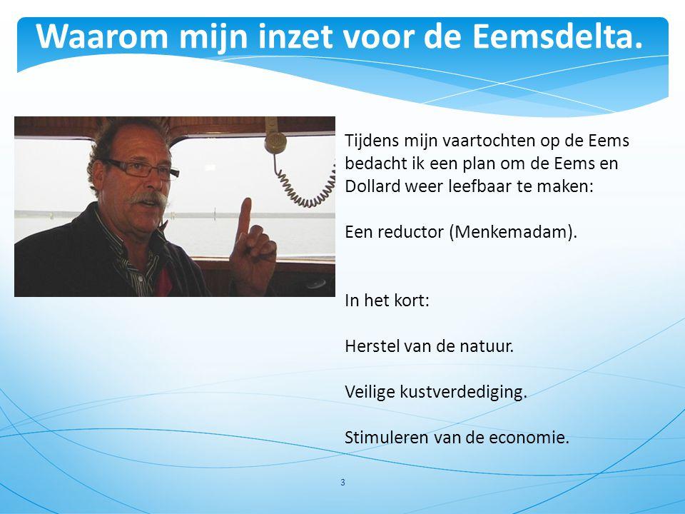 Waarom mijn inzet voor de Eemsdelta.