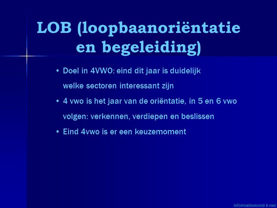 LOB (loopbaanoriëntatie en begeleiding)