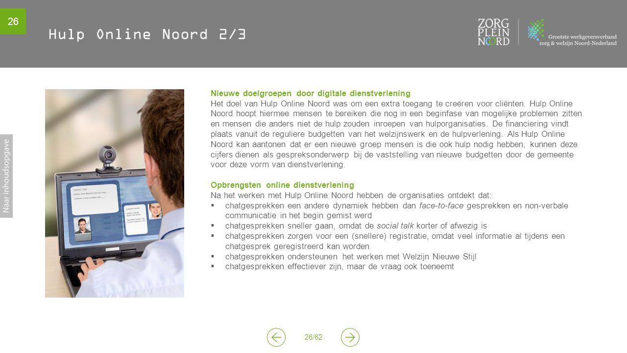 Hulp Online Noord 2/3