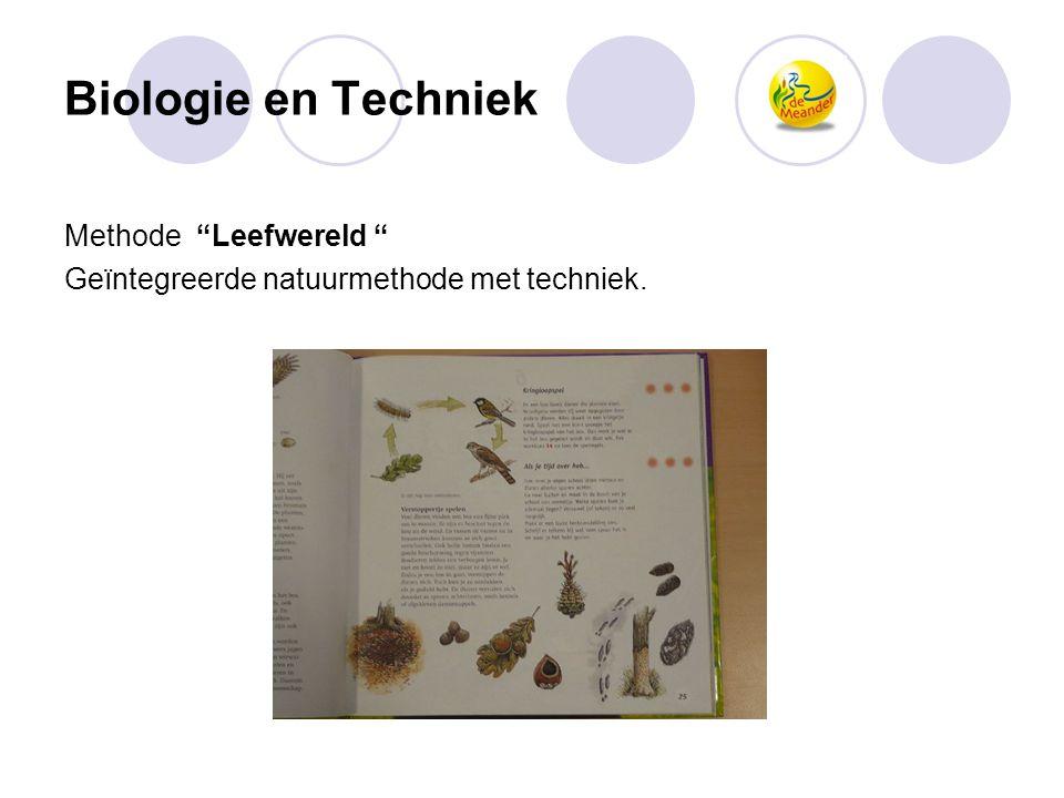 Biologie en Techniek Methode Leefwereld