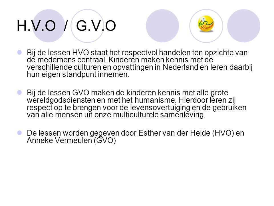 H.V.O / G.V.O