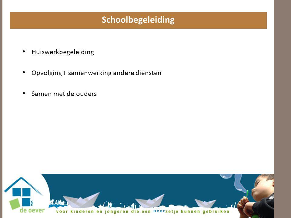 Schoolbegeleiding Huiswerkbegeleiding
