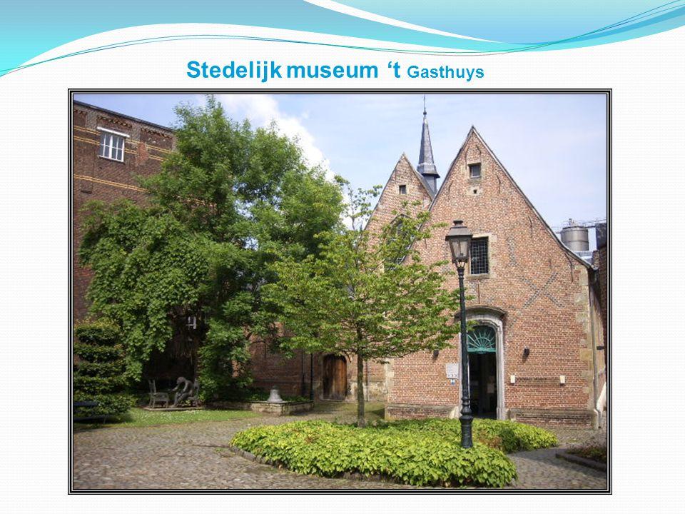 Stedelijk museum 't Gasthuys