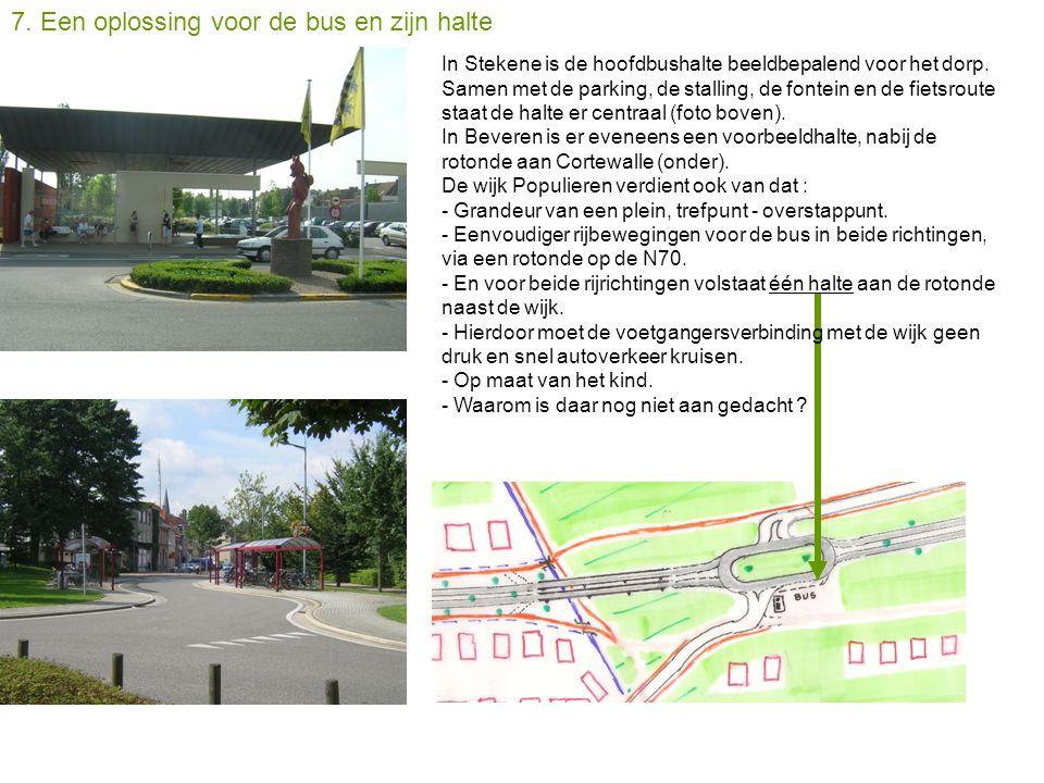 7. Een oplossing voor de bus en zijn halte