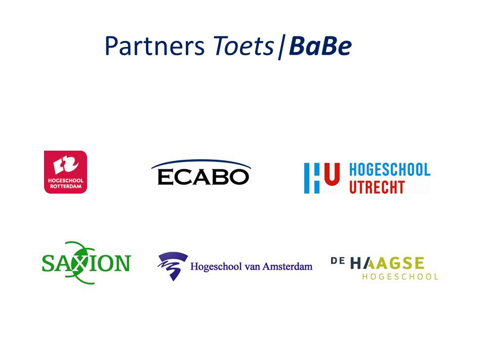 Partners Toets|BaBe