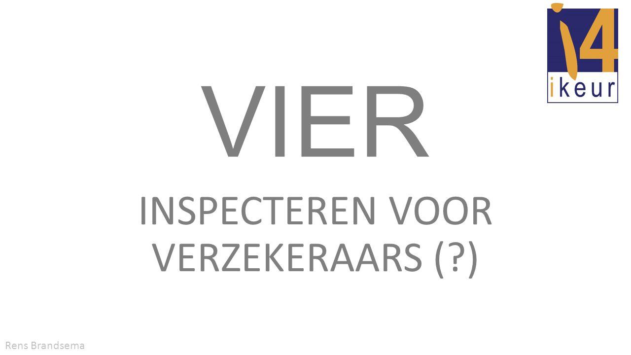 INSPECTEREN VOOR VERZEKERAARS ( )