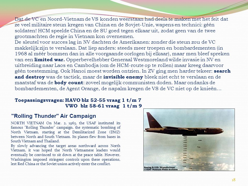 Rolling Thunder Air Campaign