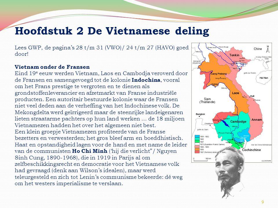Hoofdstuk 2 De Vietnamese deling