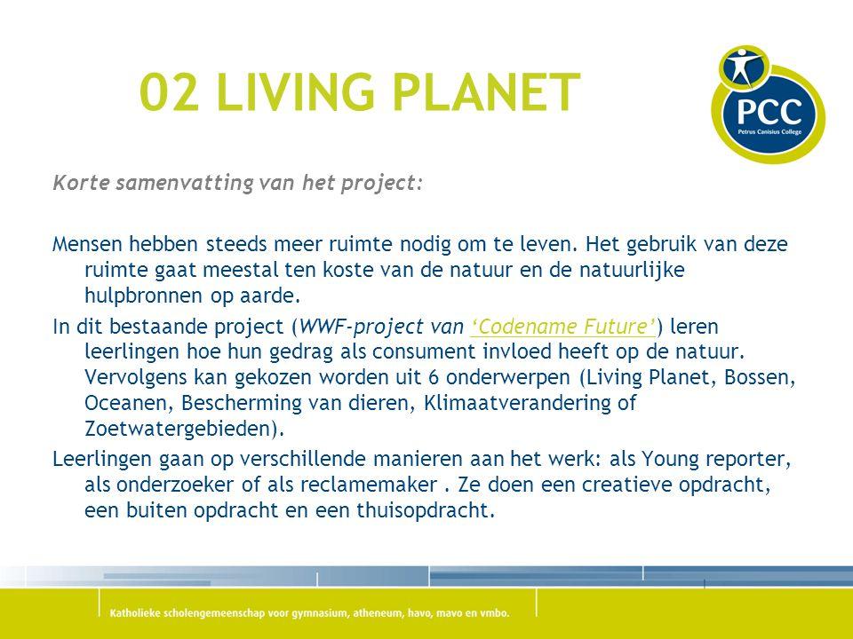 02 LIVING PLANET