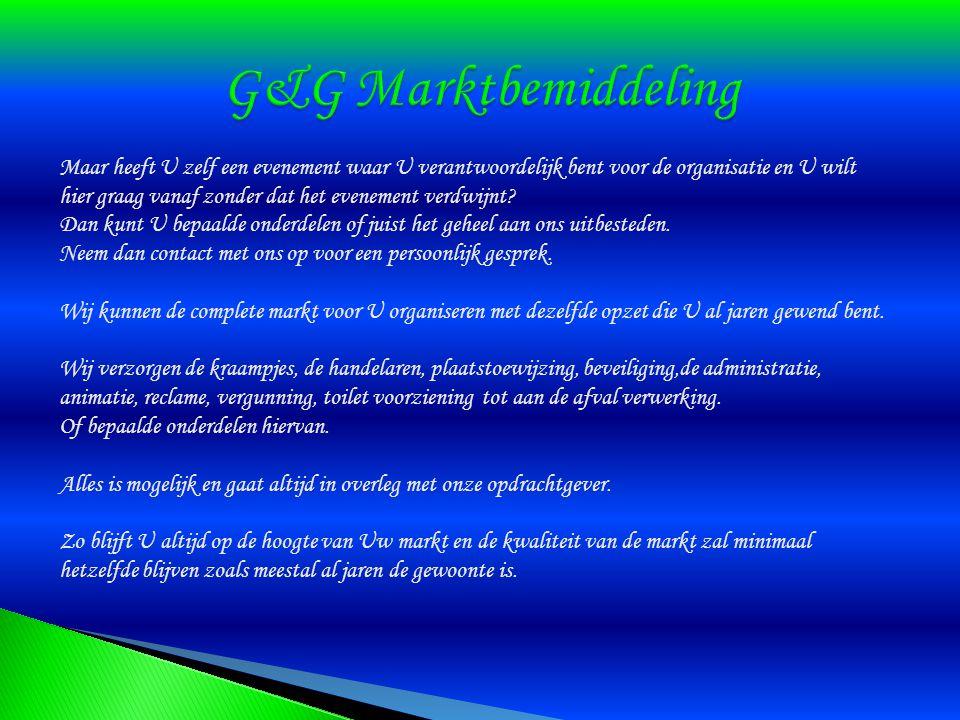 G&G Marktbemiddeling
