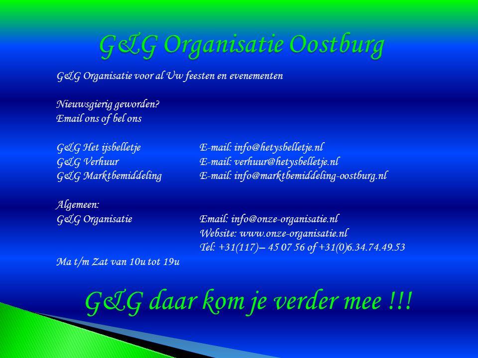G&G Organisatie Oostburg
