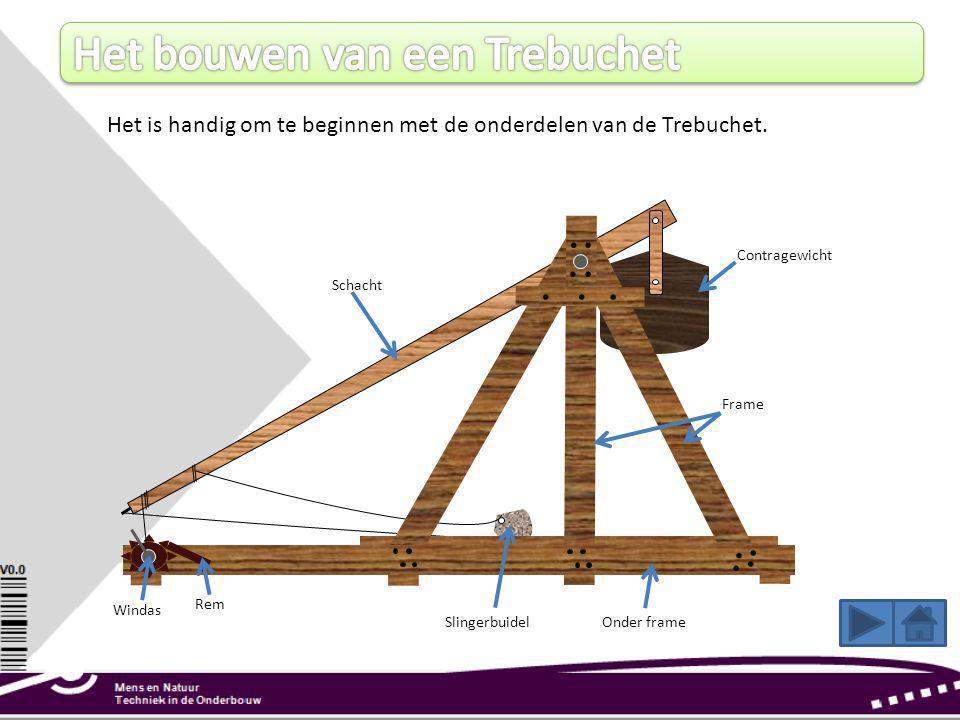 Het bouwen van een Trebuchet