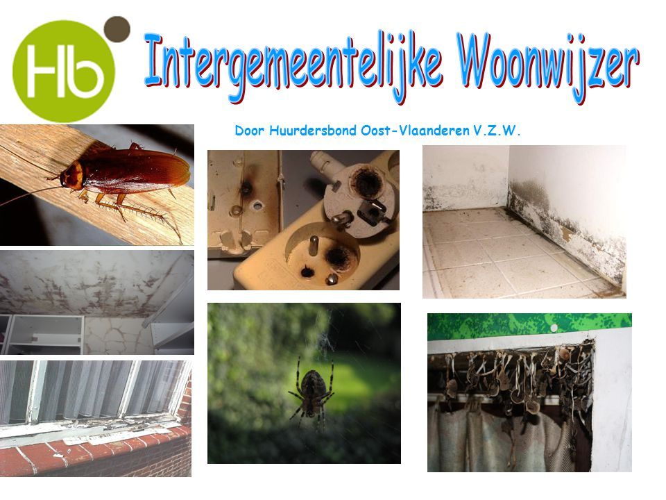 Intergemeentelijke Woonwijzer