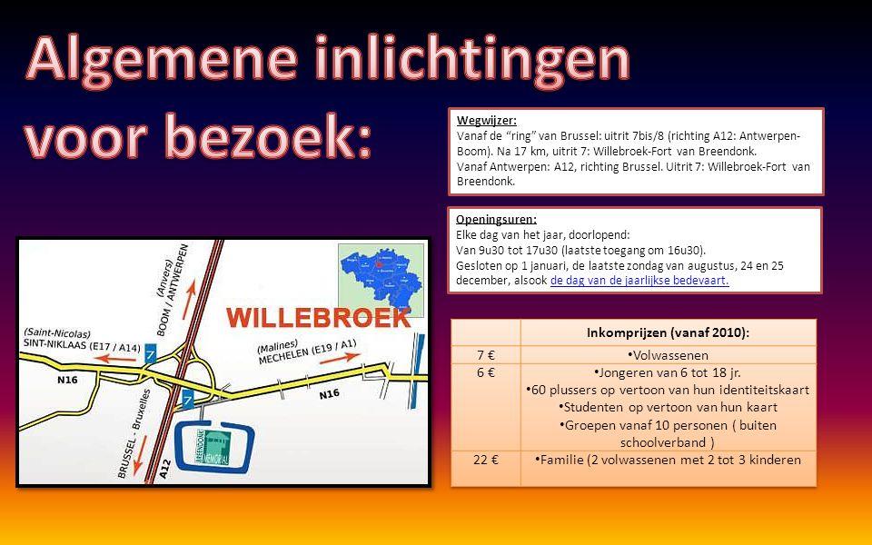 Algemene inlichtingen Inkomprijzen (vanaf 2010):