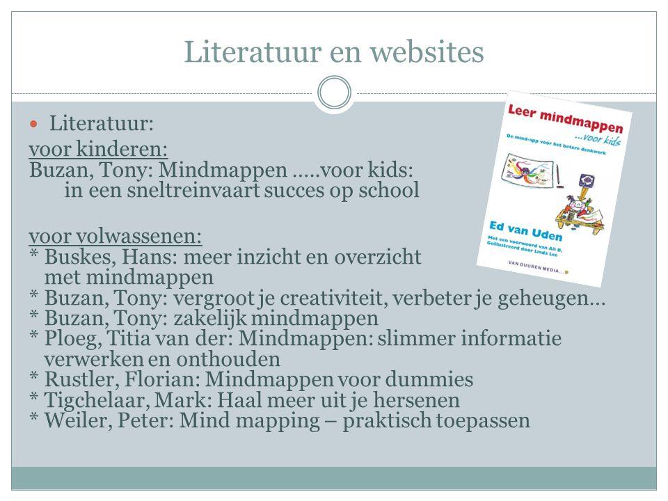 Literatuur en websites