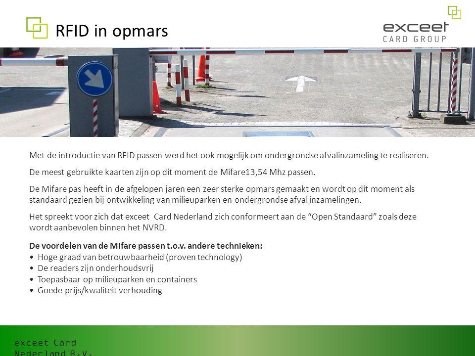 exceet Card Nederland B.V.