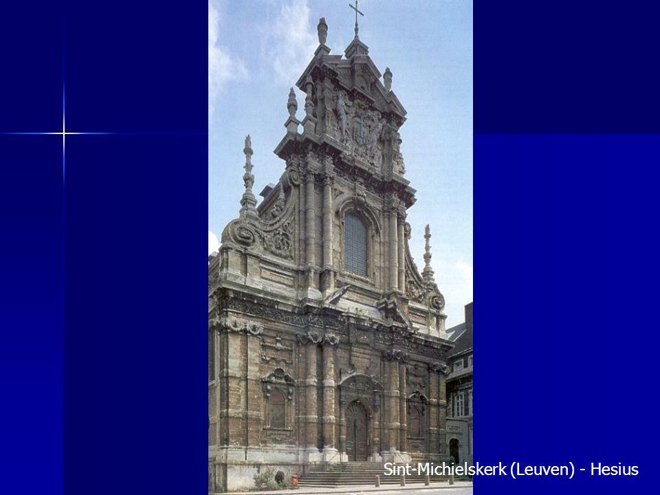 Sint-Michielskerk (Leuven) - Hesius