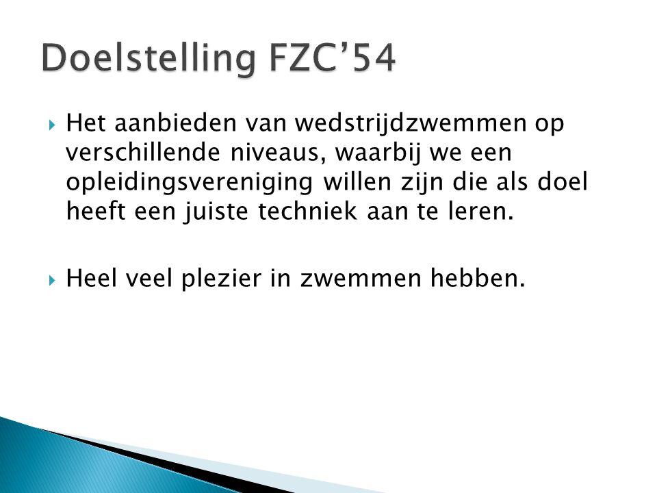 Doelstelling FZC'54
