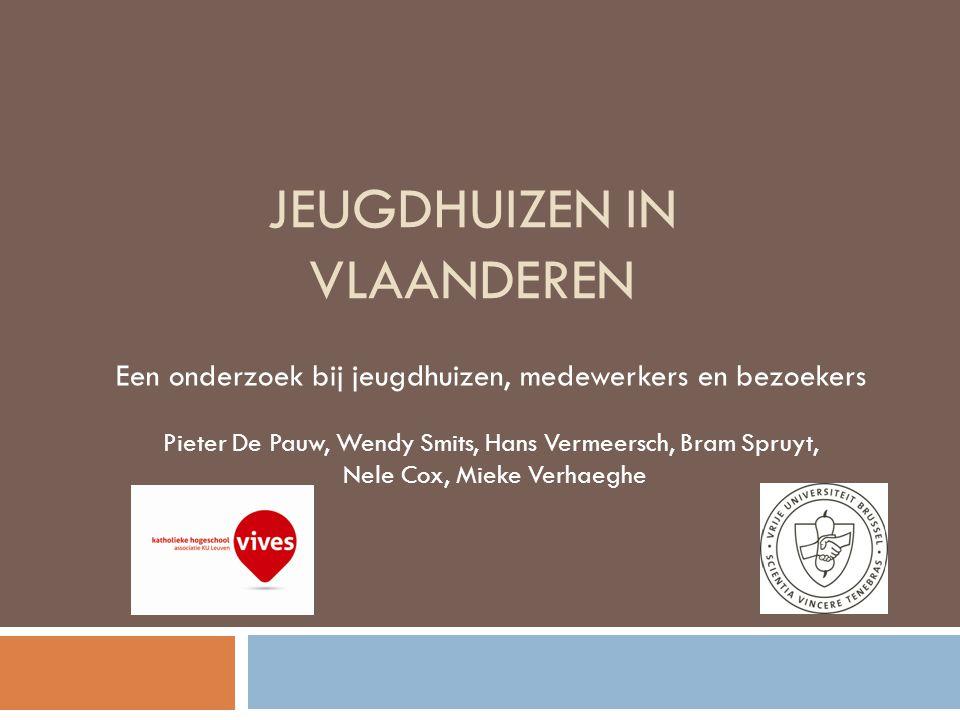 Jeugdhuizen in Vlaanderen