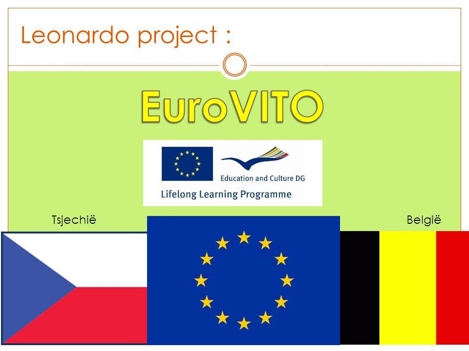 Leonardo project : EuroVITO Tsjechië België