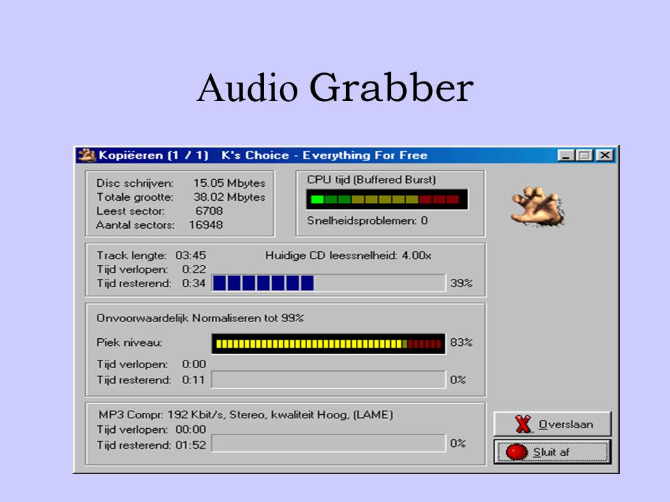 Audio Grabber