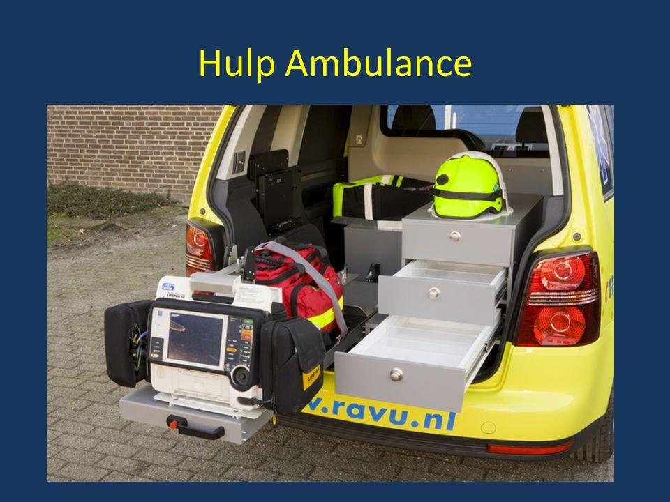 Hulp Ambulance