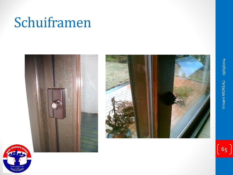Schuiframen 03/03/2014 Vincent MOREAU