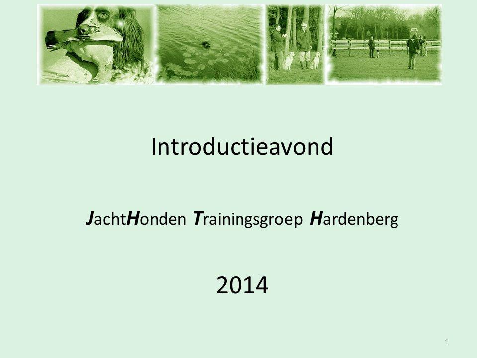 JachtHonden Trainingsgroep Hardenberg