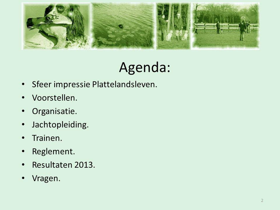 Inschrijfavond Agenda: Sfeer impressie Plattelandsleven. Voorstellen.
