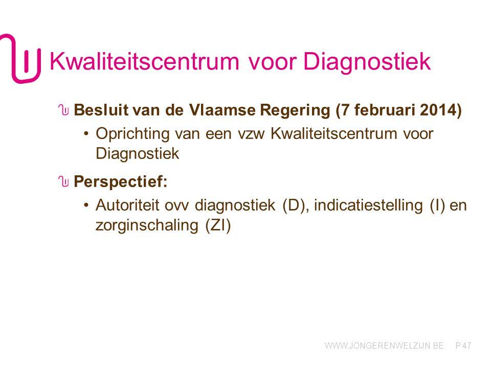 Kwaliteitscentrum voor Diagnostiek