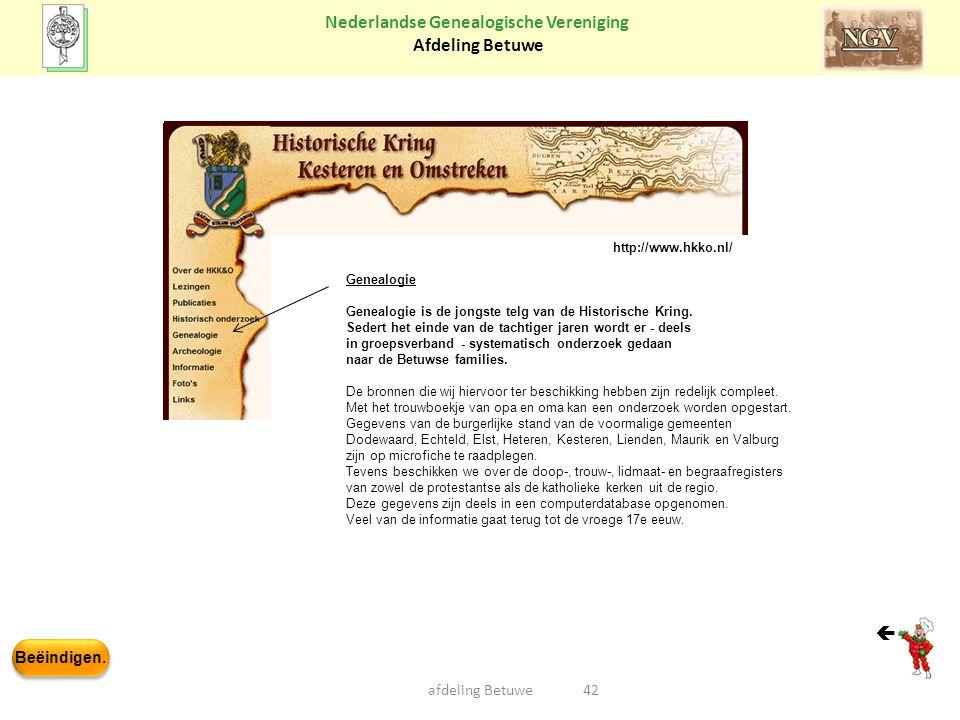  afdeling Betuwe http://www.hkko.nl/