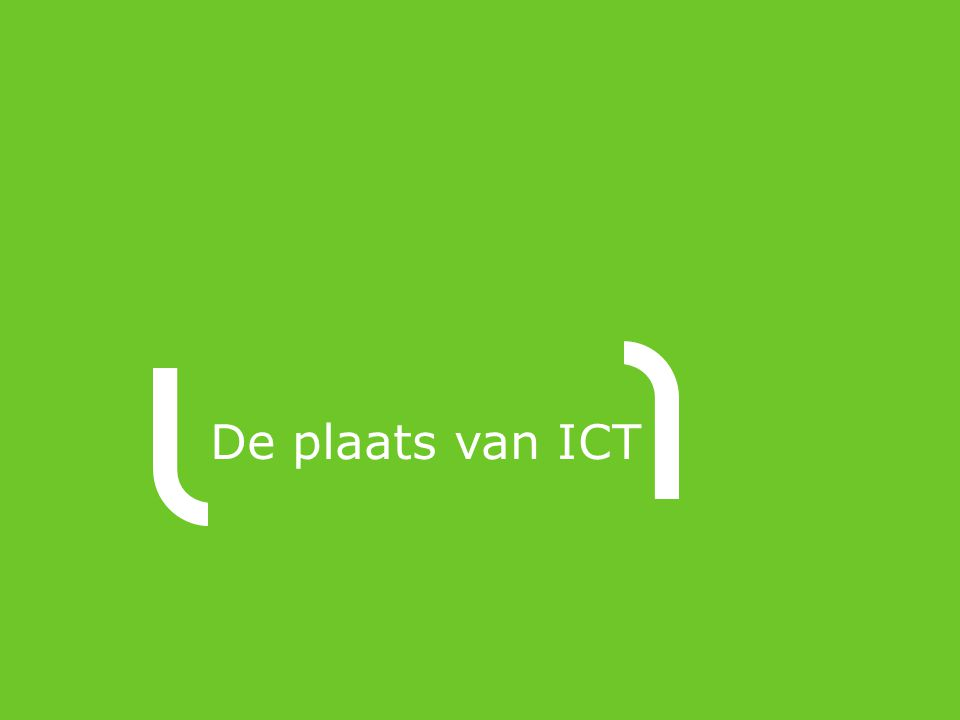 De plaats van ICT Wie sieht es mit Electro Mobility heute bei Ihnen aus Sind Ladesäulen eigentlich ein IT Thema