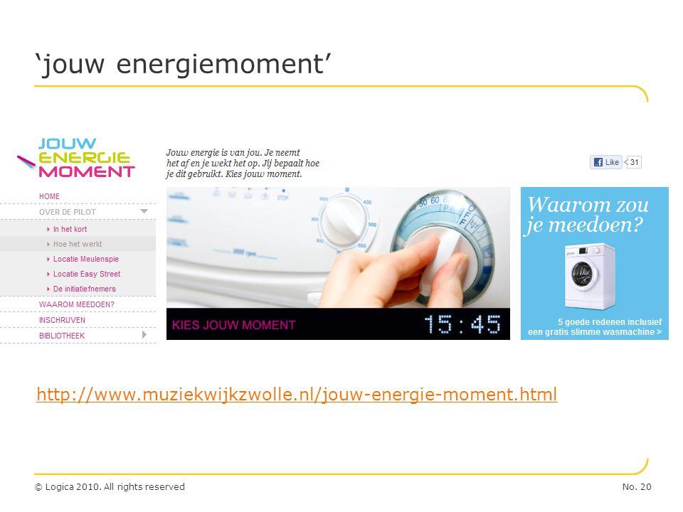 'jouw energiemoment' http://www.muziekwijkzwolle.nl/jouw-energie-moment.html