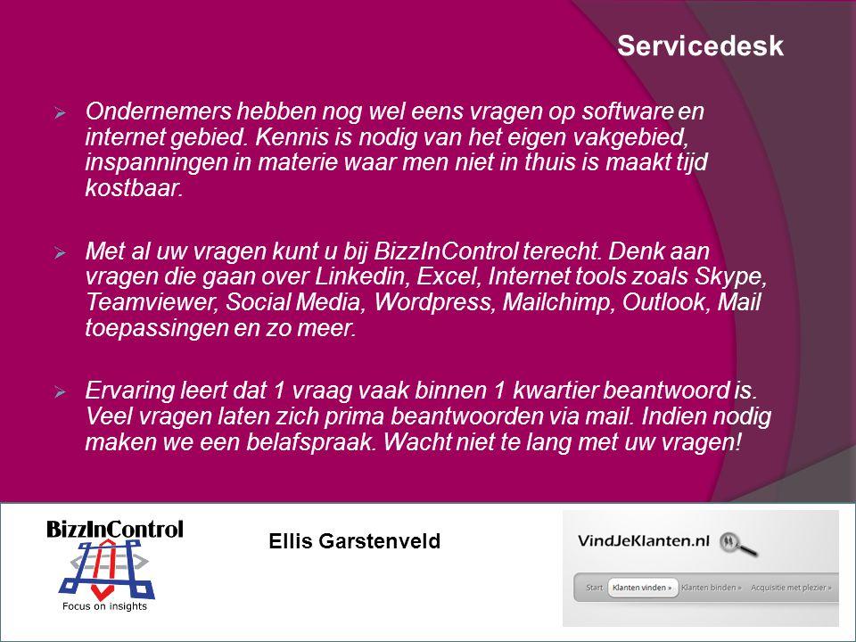 Servicedesk