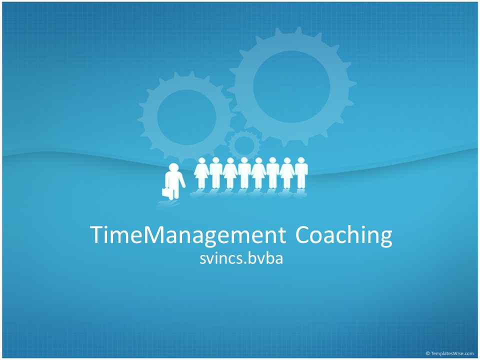 TimeManagement Coaching