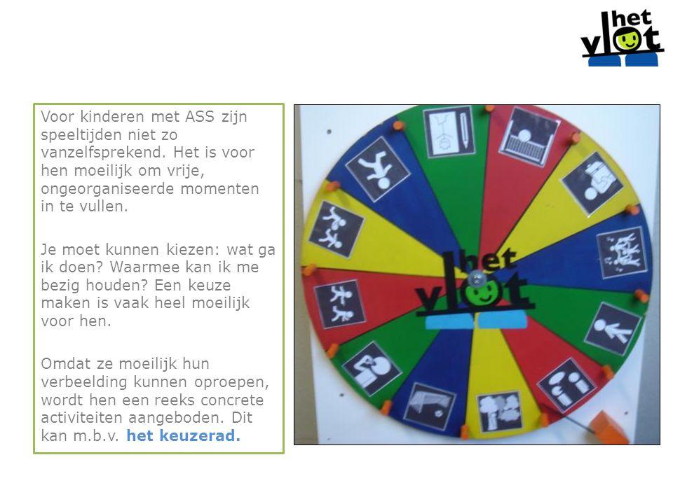 Voor kinderen met ASS zijn speeltijden niet zo vanzelfsprekend