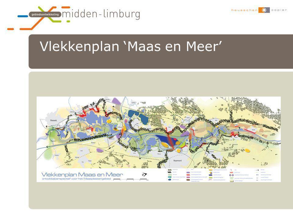 Vlekkenplan 'Maas en Meer'