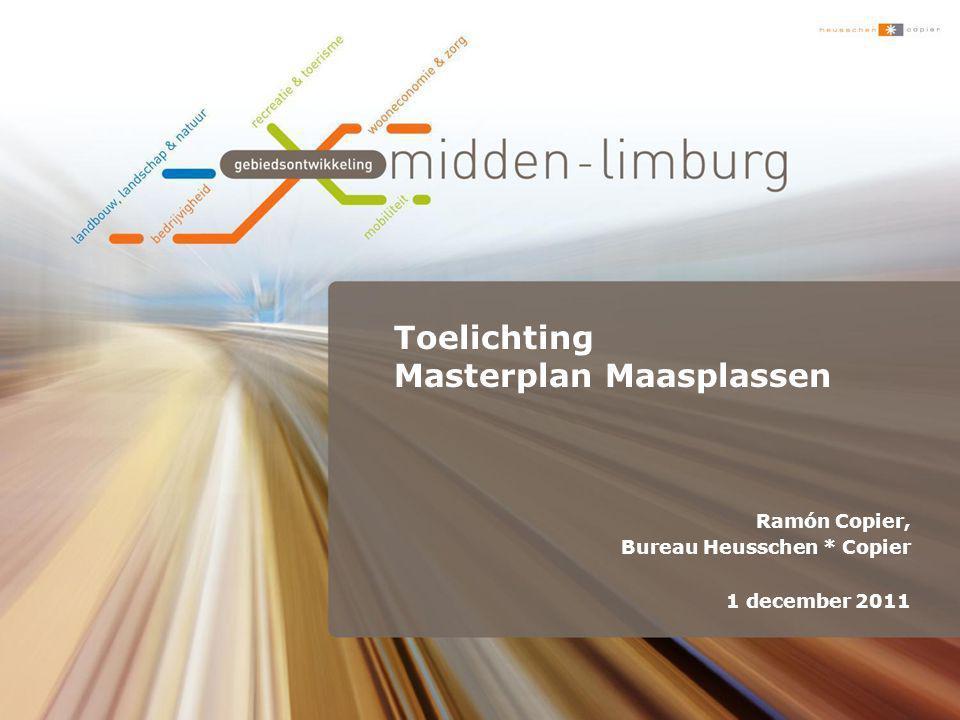 Toelichting Masterplan Maasplassen