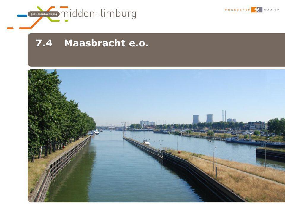 7.4 Maasbracht e.o. xxx