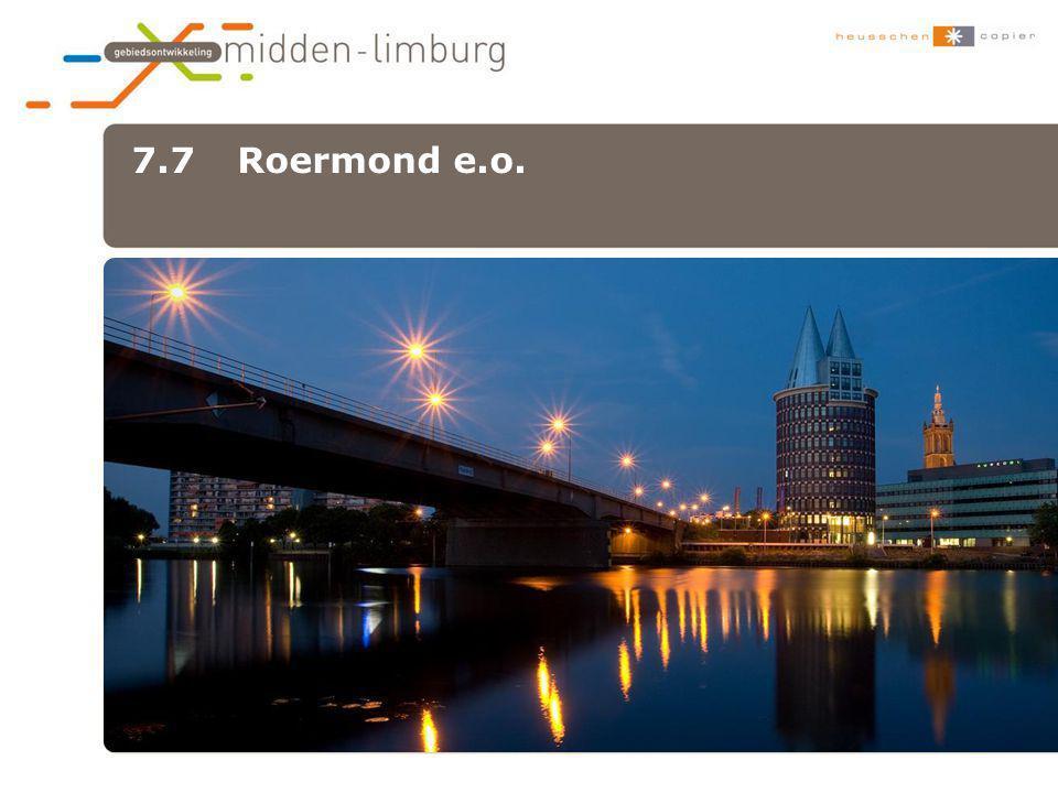 7.7 Roermond e.o. xxx