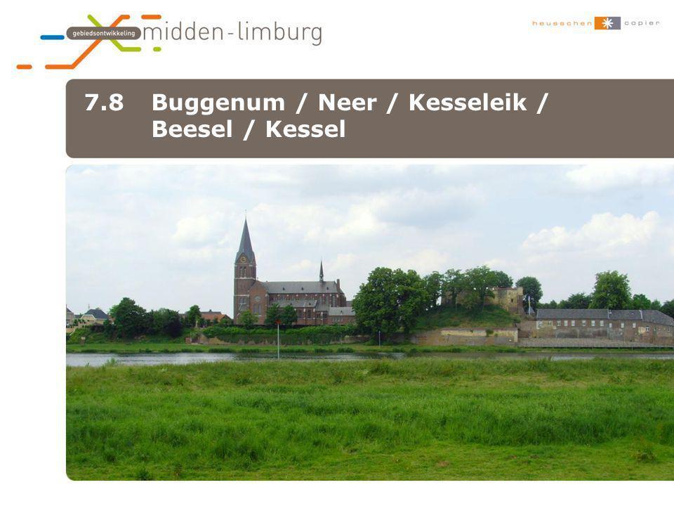 7.8 Buggenum / Neer / Kesseleik / Beesel / Kessel