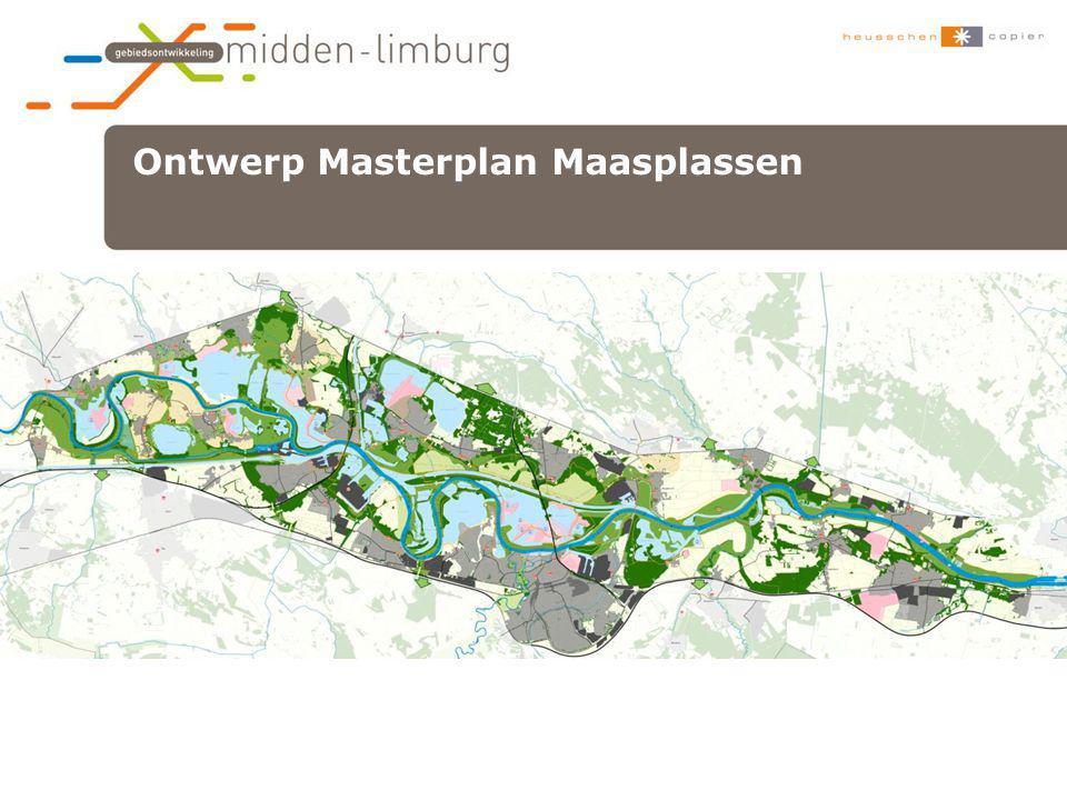 Ontwerp Masterplan Maasplassen