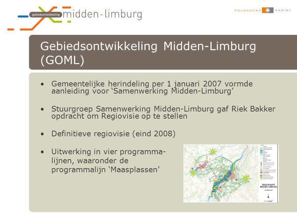 Gebiedsontwikkeling Midden-Limburg (GOML)