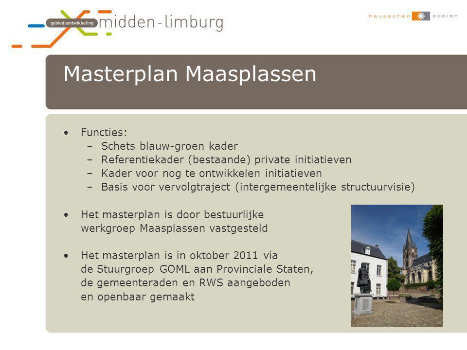 Masterplan Maasplassen