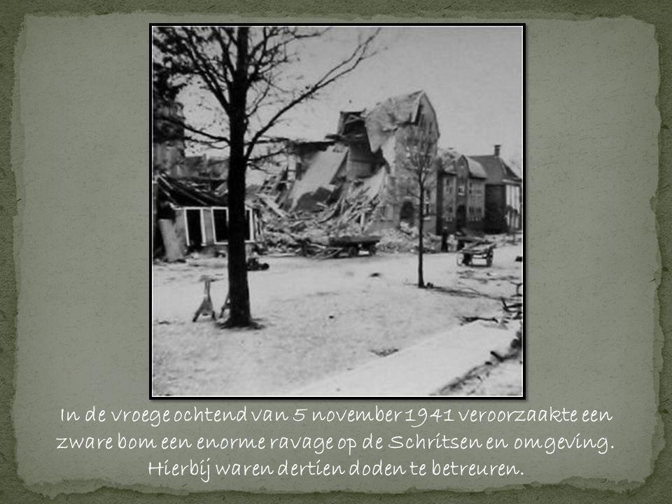 In de vroege ochtend van 5 november 1941 veroorzaakte een