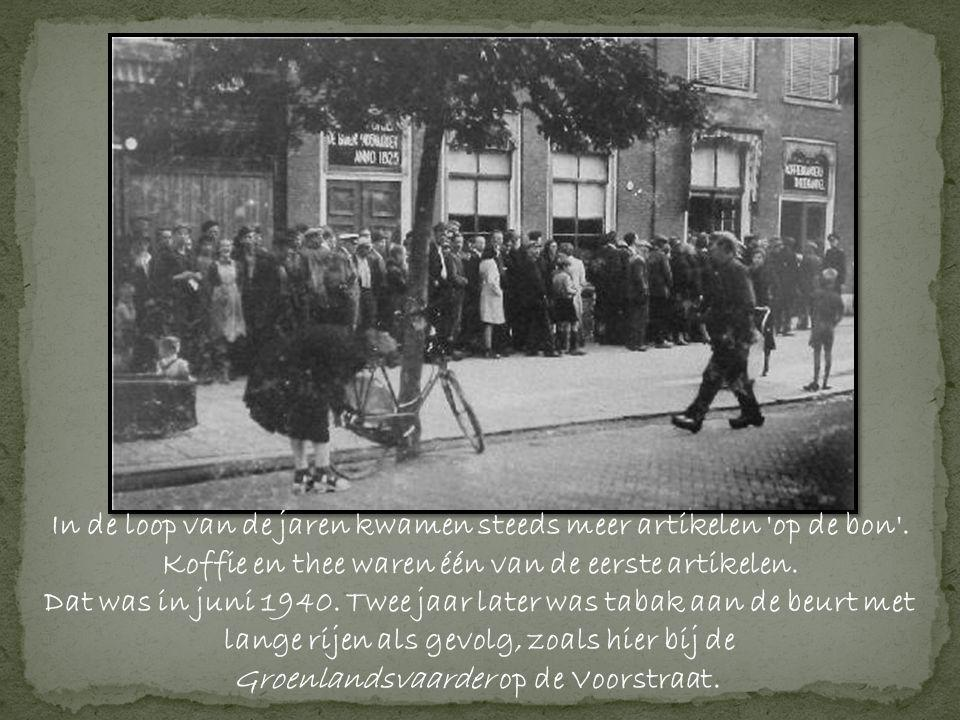 Groenlandsvaarder op de Voorstraat.