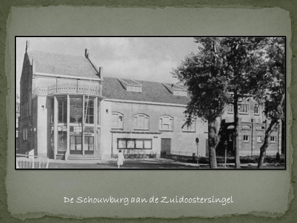 De Schouwburg aan de Zuidoostersingel