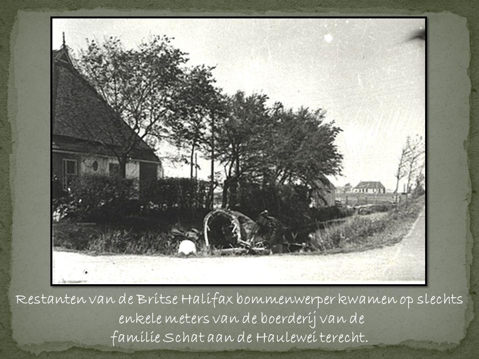 familie Schat aan de Haulewei terecht.