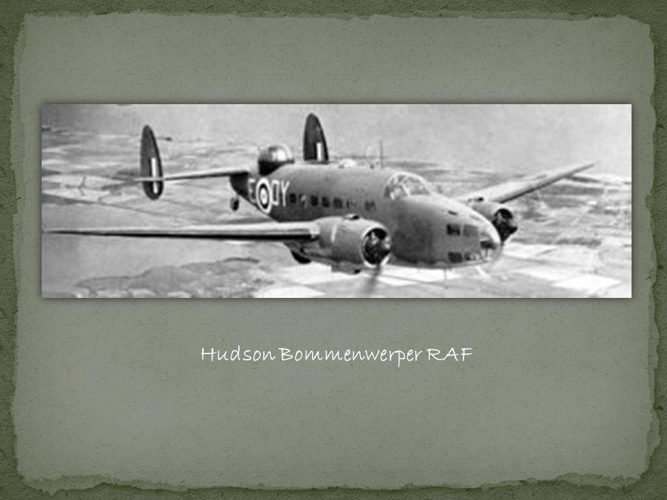 Hudson Bommenwerper RAF