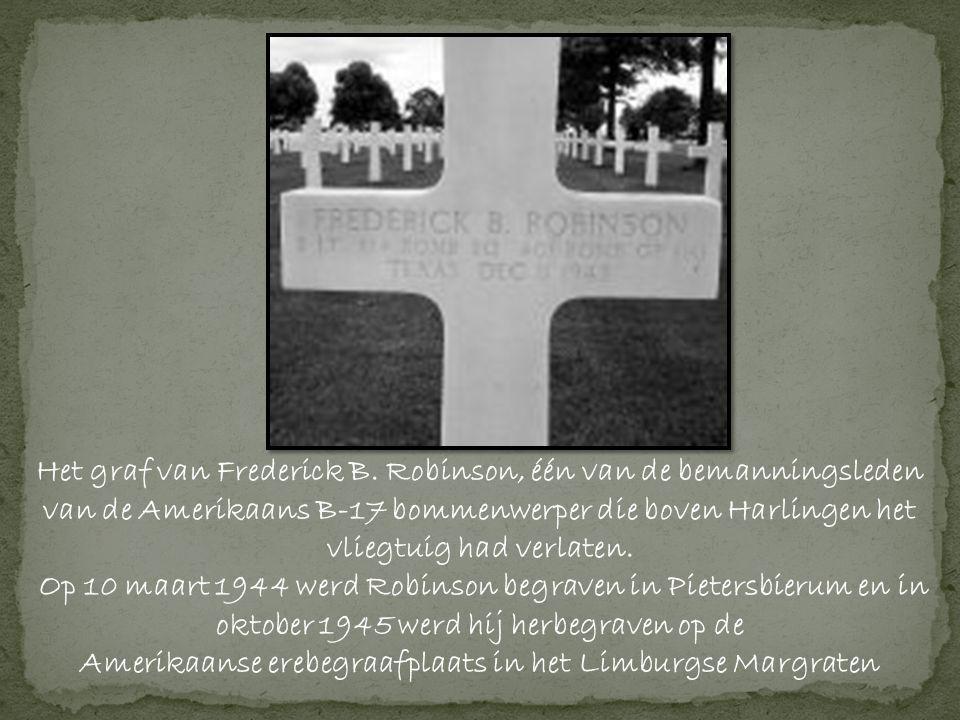 Amerikaanse erebegraafplaats in het Limburgse Margraten